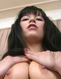 18closeup.com: College Babe Shows her Inside Pink Folds #Exploration #Stretch #Rubbing